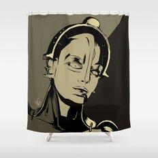 Maria Shower Curtain