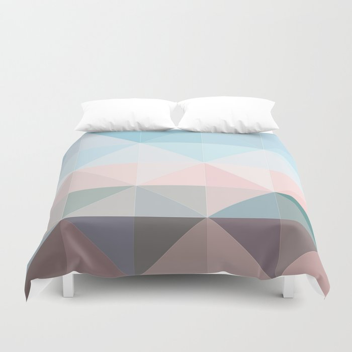 Apex Geometric Duvet Cover