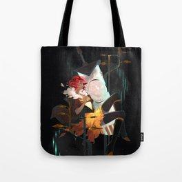 Don't Let Go - Transistor Tote Bag