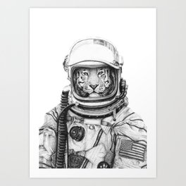Apollo 18 Art Print