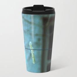 Clothesline Love Travel Mug