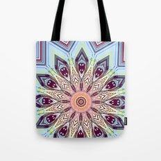 Feather Sun Tote Bag
