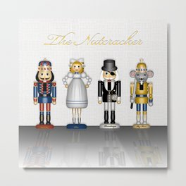 The Nutcracker Metal Print