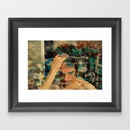 What Happened to Jackson Pollock? Framed Art Print