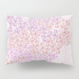 Springing in the blossoming Pillow Sham