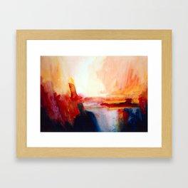 'Sublime' Framed Art Print