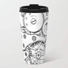 Clockwork mechanism Travel Mug