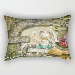 Tea Party Rectangular Pillow