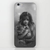 hermione iPhone & iPod Skins featuring Hermione by AlchemyArt