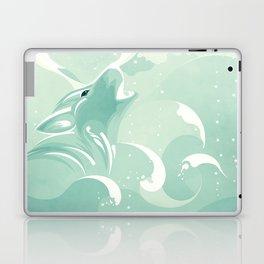 Tale to Tell Laptop & iPad Skin