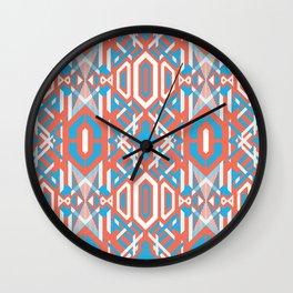 RWB Wall Clock