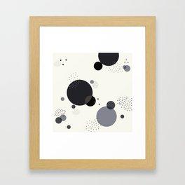 Dotte Framed Art Print