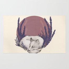 Fox & Lavender Rug