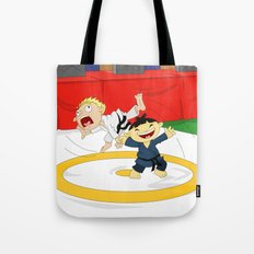 Olympic Sports: Judo Tote Bag