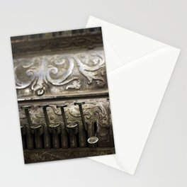 Vintage Register Stationery Cards