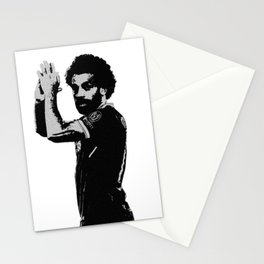 Mo Salah v2 Stationery Cards