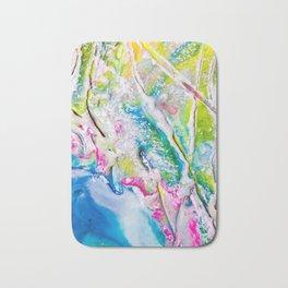 Abstract Melt II Bath Mat
