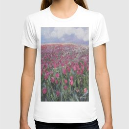 Flower Fields T-shirt