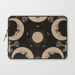 Ouija Wheel of the Moon - Beyond the Veil Laptop Sleeve