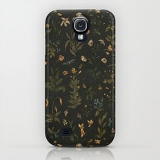 Old World Florals Galaxy S4 Slim Case