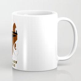 Helmet clone trooper Captain Keeli Coffee Mug