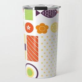 Happy Bento Travel Mug