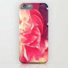 Peony Love Slim Case iPhone 6s