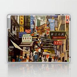 Hongkong Laptop & iPad Skin