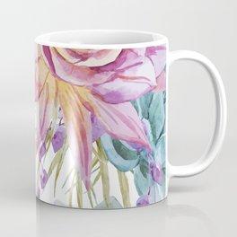 FLOWERS WATERCOLOR 19 Coffee Mug