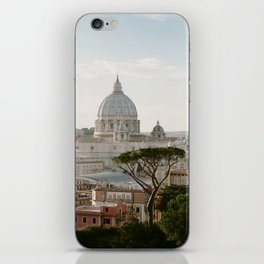 St. Peter's Basilica at Sunset iPhone Skin