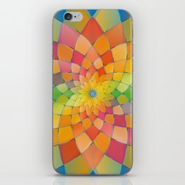 Chrysanthemum 2 iPhone Skin