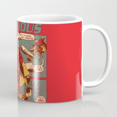 Captain Obvious! Mug