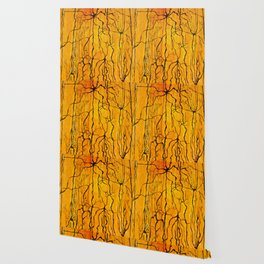 Neural Activity (An Ode to Cajal) Wallpaper