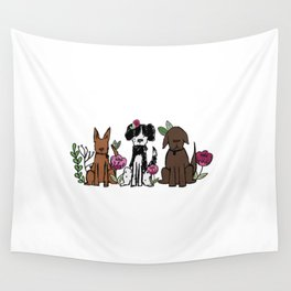 The Rescues Wall Tapestry