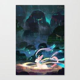 Sylveon Canvas Print