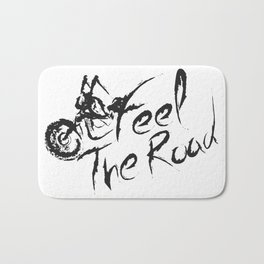 Feel the Road Bath Mat