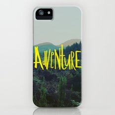 Adventure Slim Case iPhone (5, 5s)
