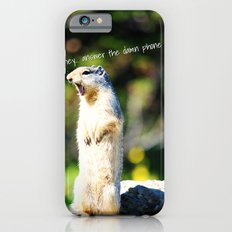 Angry Squirrel iPhone 6s Slim Case