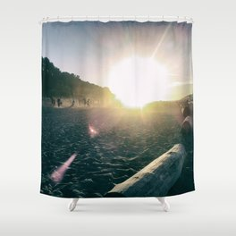 One Afternoon in Summer... Shower Curtain