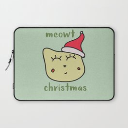 holiday christmas decoration baubles       Laptop Sleeve
