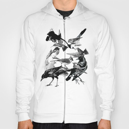 A Volery of Birds Hoody