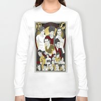 cargline Long Sleeve T-shirts featuring Dis is Oos by cargline
