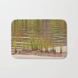 Beautiful River Grass Bath Mat