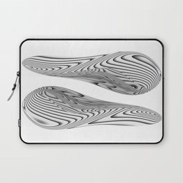 Twin Beans Laptop Sleeve