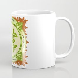 Circle of the Enlightened - Ivy Coffee Mug