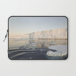 Icebergs in Antarctica Laptop Sleeve