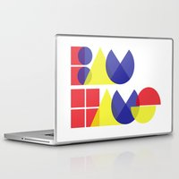 bauhaus Laptop & iPad Skins featuring Bauhaus by Romivavi