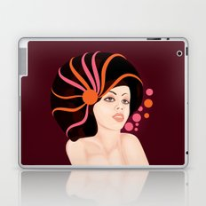 Snail Lady Laptop & iPad Skin