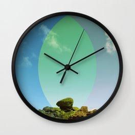 Garden of the Gods (3) Wall Clock