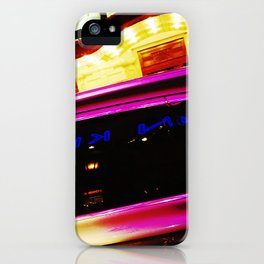 'NYC LIMO' iPhone Case